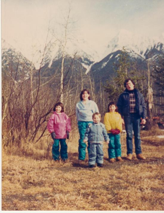 family at peckhams